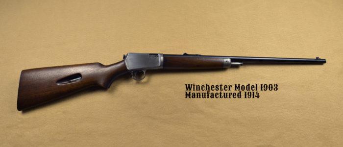 Winchester Model 1903
