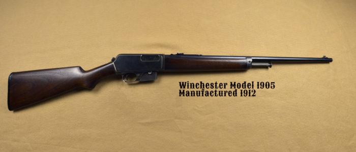 Winchester Model 1905