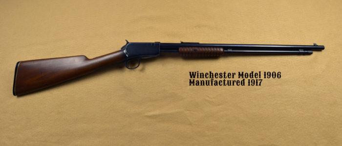 Winchester Model 1906