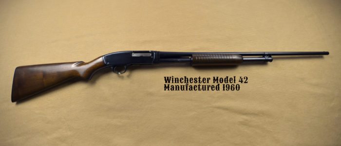 Winchester Model 42