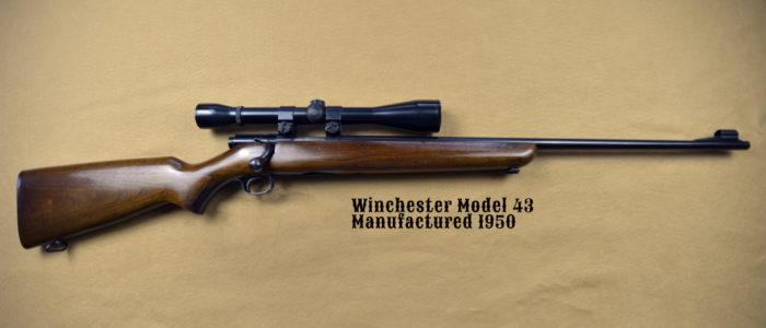 Winchester Model 43