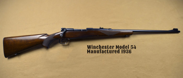 Winchester Model 54