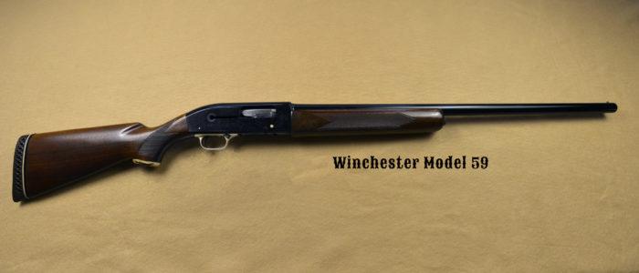 Winchester Model 59