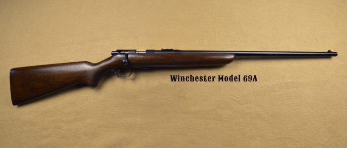 Winchester Model 69A