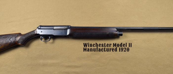 Winchester Model 11